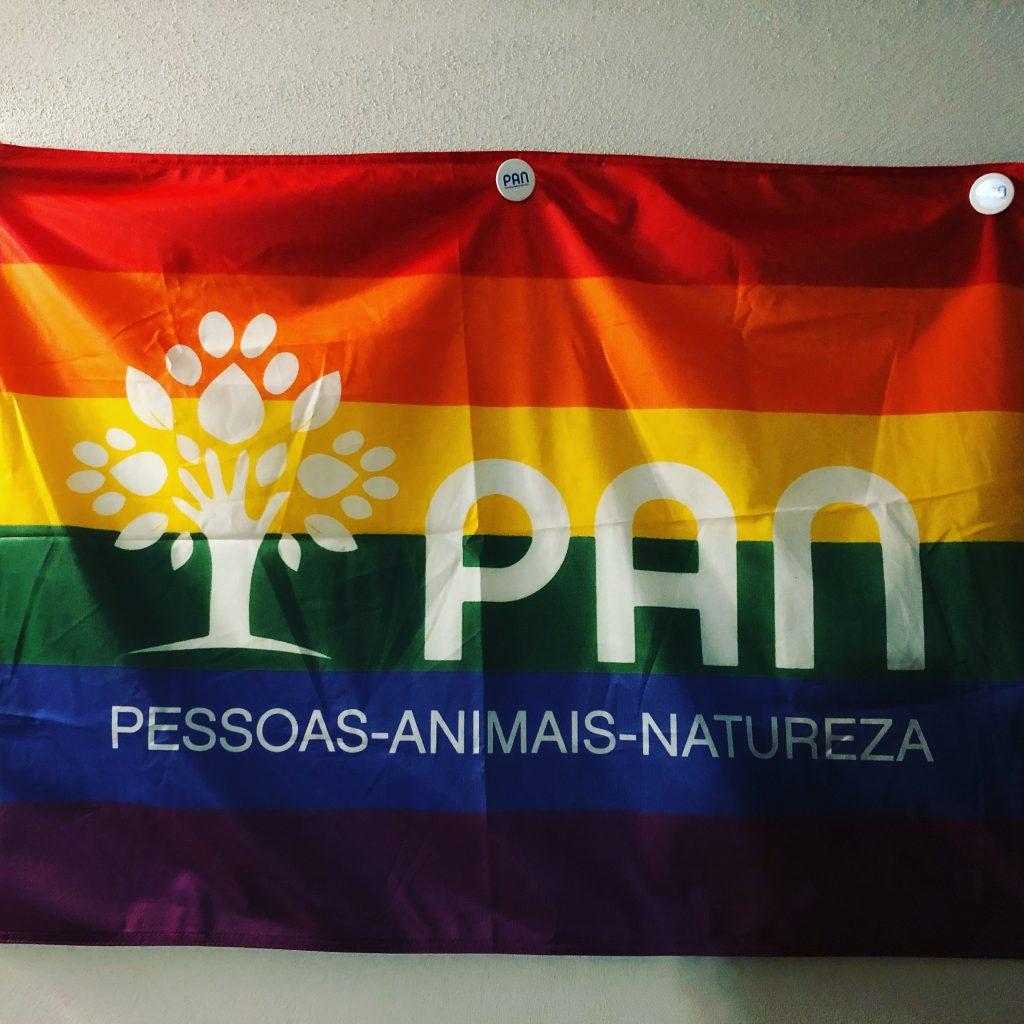 Bandeira LGBTI