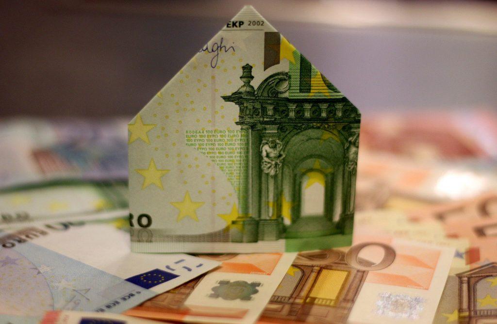 Notas Casa Euros
