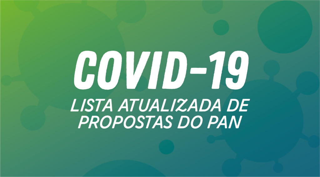 Covid-19 LIsta Atualizada PAN
