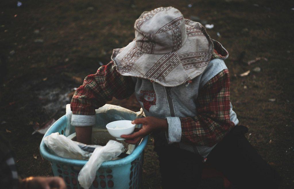 Pessoa Fome
