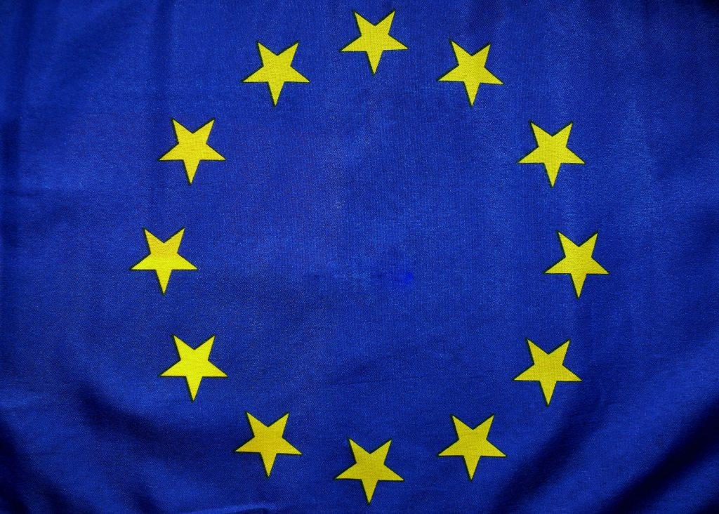 Bandeira Europa