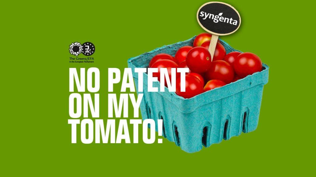 Patentes Tomate
