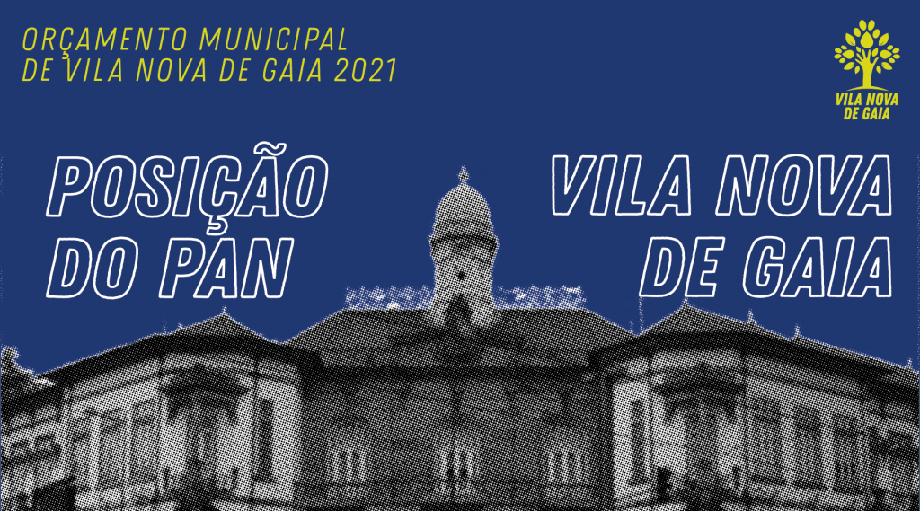 Orçamento Municipal Gaia 2021