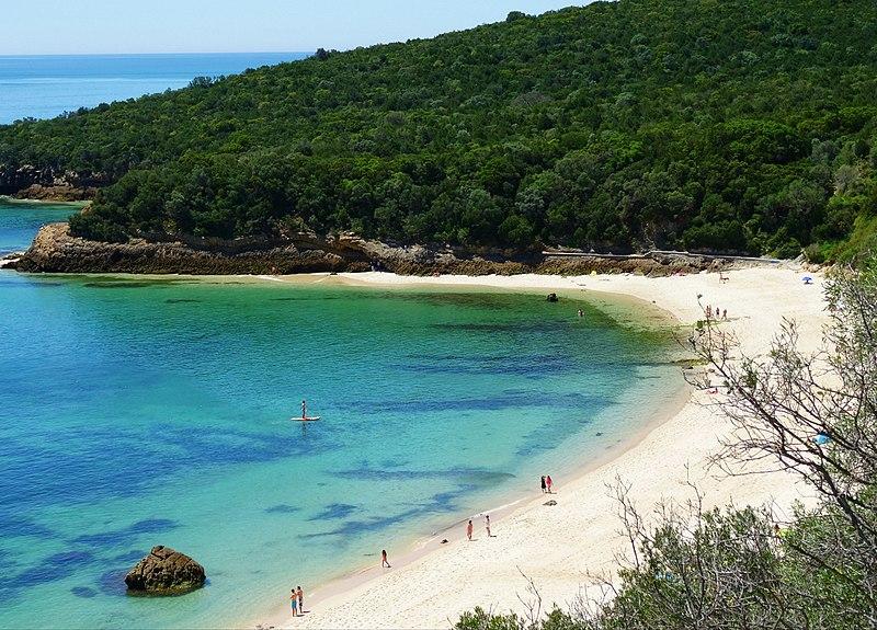 Praia dos Galápos - Setúbal