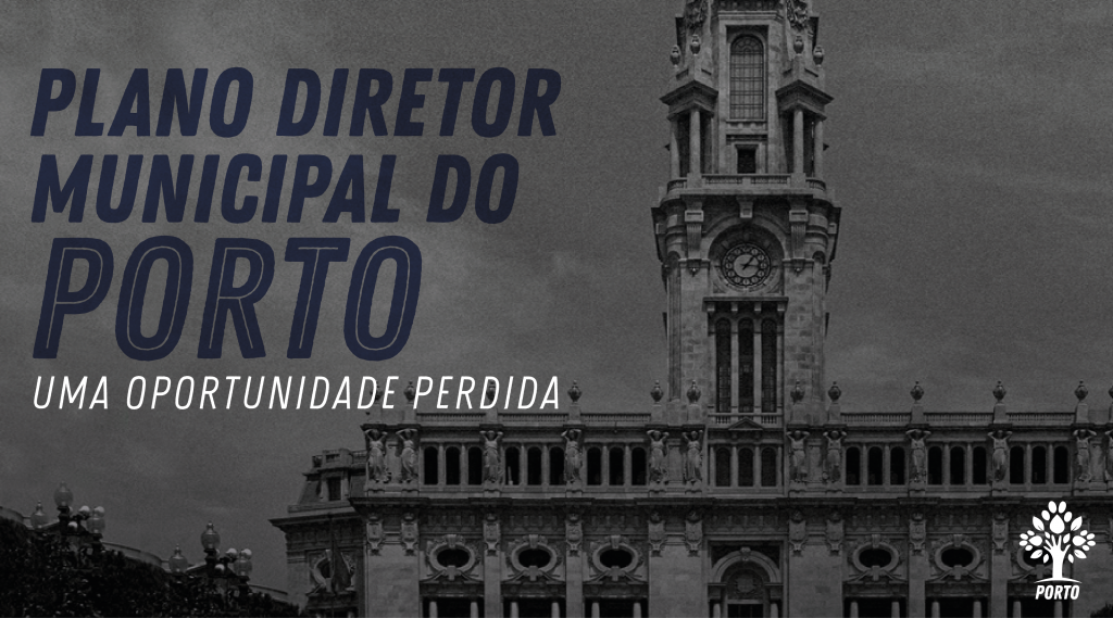 Plano diretor municipal do Porto